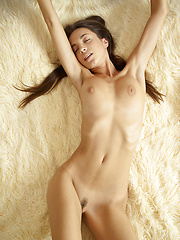 Young Kiki is like a wild cat when she is aroused