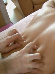 Teen babe fucked by her rubber