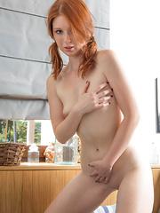 Delicious slim girl