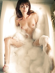 Ashley Doll And her Perfect Body in the Bath