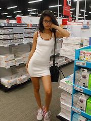 Ushna Malik Taking Care of Business