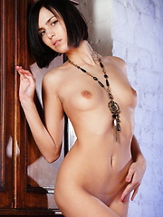 Petite yet lusty bod that captures the attention, along with a natural, amateur beauty, and sweet, innocent appeal.