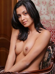 Crazy Latina beauty will hunt you down and use her tanned naked body to dominate you.