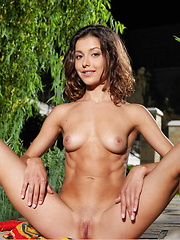 Nude show from Divina
