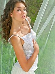 Sexy russian model solo pics