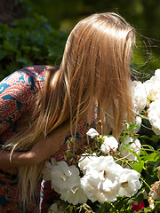 Holly Benson Blonde Landscaping