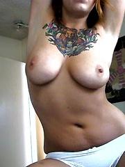 Cam emo girl Tayte sexy stripdance