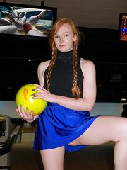 Bree Abernathy In Gutterballs