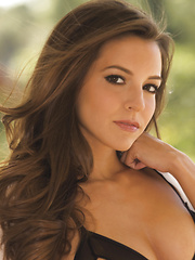 Playboy is on set with Shelby Chesnes to shoot her exclusive pictorial