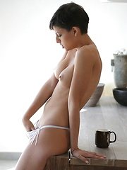 Daydream of hot brunette babe Coco