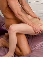 Hot Veronica Radke gets a great hardcore pounding at Nubiles