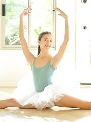 Claire the Professional Ballerina