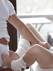 Foot Romance