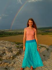Beauty of the rainbow