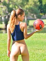 Belicia Soccer Player