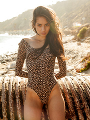 Inez Saldero On Pee Sea Atche