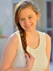 Ellie Pretty Teen Whites