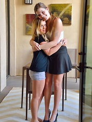Cassidy Fetish with Addison