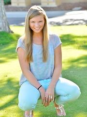 Melissa Cute Teen Next Door
