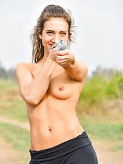 Naked And Playful