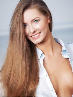 teen model Elizabeth A